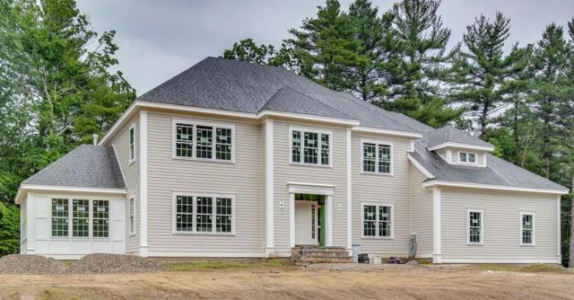 12 Deer Run Rd Lot 9, Boxford, MA 01921 (MLS #72525523) :: The Russell Realty Group