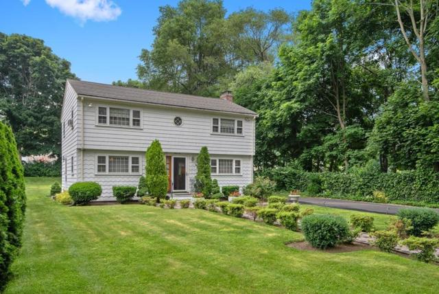66 Simmons Ave, Belmont, MA 02478 (MLS #72525589) :: The Russell Realty Group