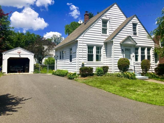 56 So. Park Terrace, Agawam, MA 01001 (MLS #72525590) :: Westcott Properties