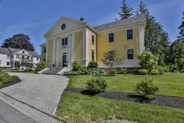 33 High Rd #2, Newbury, MA 01951 (MLS #72525591) :: Primary National Residential Brokerage