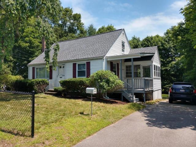 12 Althea Rd., Randolph, MA 02368 (MLS #72525812) :: DNA Realty Group