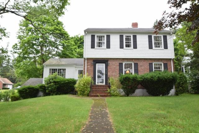 836 North St, Randolph, MA 02368 (MLS #72525830) :: Welchman Torrey Real Estate Group