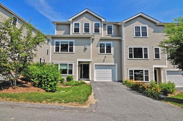 34 Webster St #4, Needham, MA 02494 (MLS #72525839) :: Welchman Torrey Real Estate Group