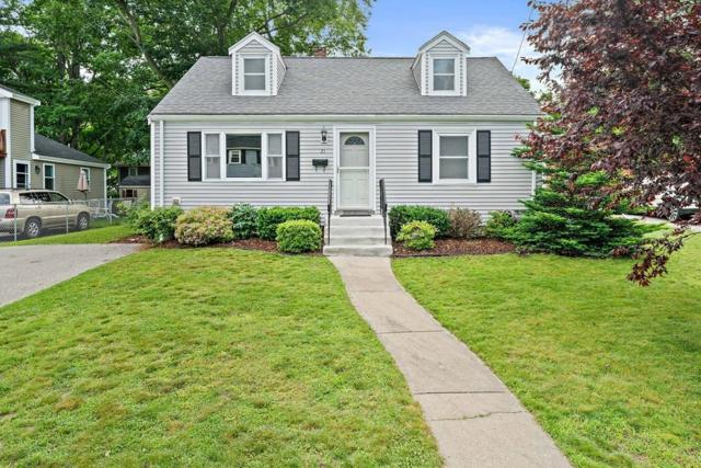 21 Robinswood Rd, Weymouth, MA 02190 (MLS #72525894) :: Welchman Torrey Real Estate Group