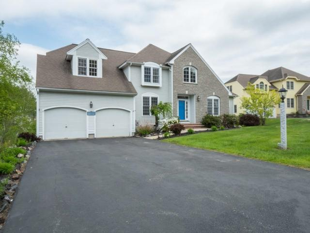 42 Huckleberry Ln, North Andover, MA 01845 (MLS #72525922) :: Welchman Torrey Real Estate Group
