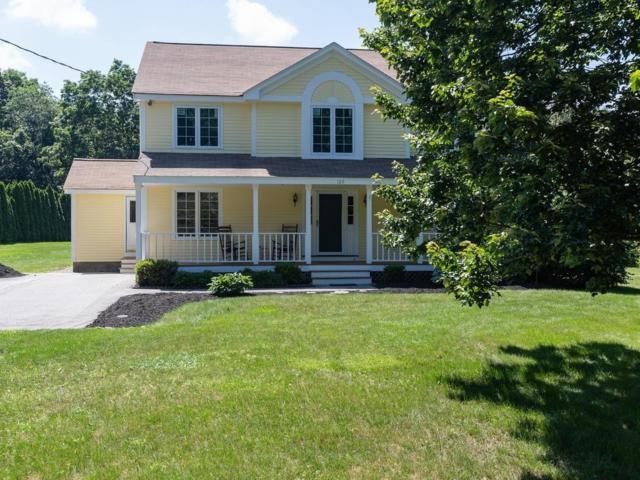 129 Newbury Rd, Rowley, MA 01969 (MLS #72525934) :: Welchman Torrey Real Estate Group
