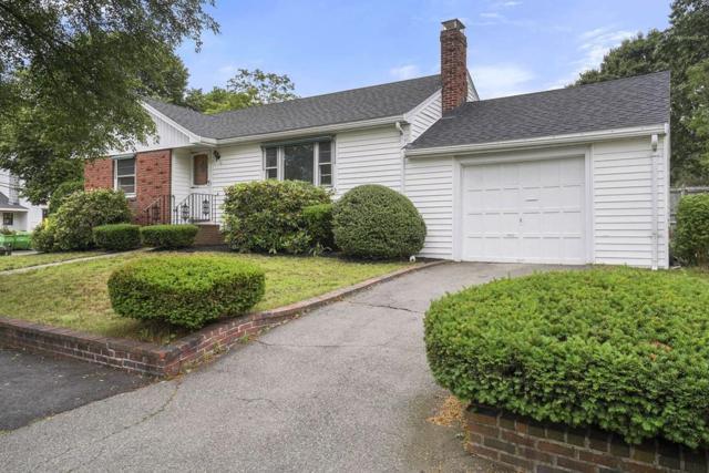 15 Phyllis Lane, Milton, MA 02186 (MLS #72525936) :: Welchman Torrey Real Estate Group