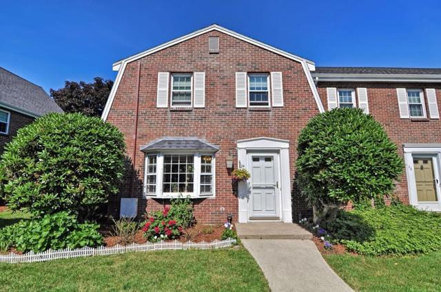 24 Jennifer Ln #24, Stoughton, MA 02072 (MLS #72525944) :: Welchman Torrey Real Estate Group