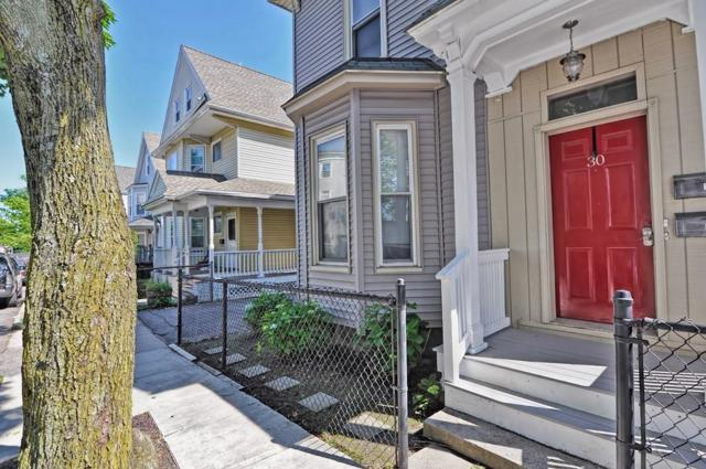 30 Thornley St #1, Boston, MA 02125 (MLS #72525968) :: Welchman Torrey Real Estate Group