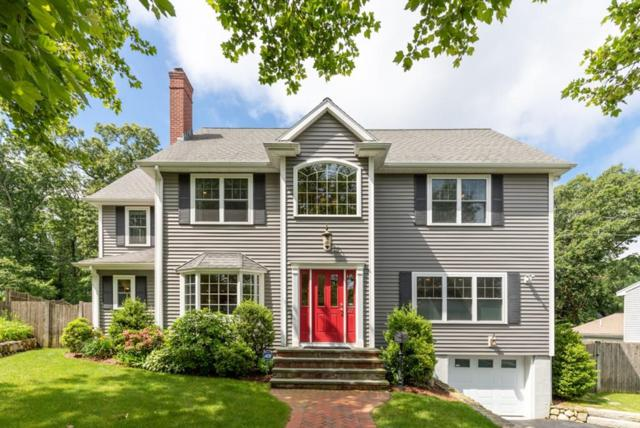 27 Lorraine Terrace, Arlington, MA 02474 (MLS #72526138) :: DNA Realty Group