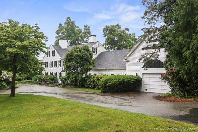 1046 Great Pond Road, North Andover, MA 01845 (MLS #72526161) :: Kinlin Grover Real Estate