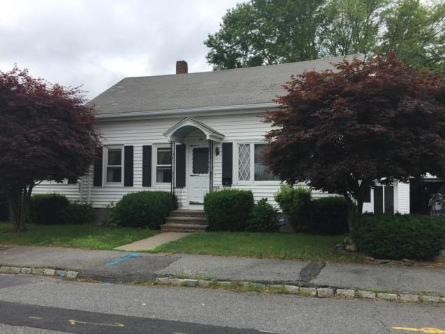 30 3Rd Ave, Taunton, MA 02780 (MLS #72526181) :: Trust Realty One