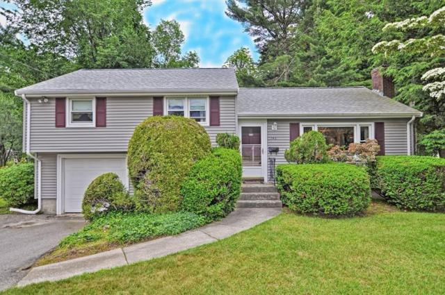 148 Pond Street, Sharon, MA 02067 (MLS #72526225) :: The Russell Realty Group