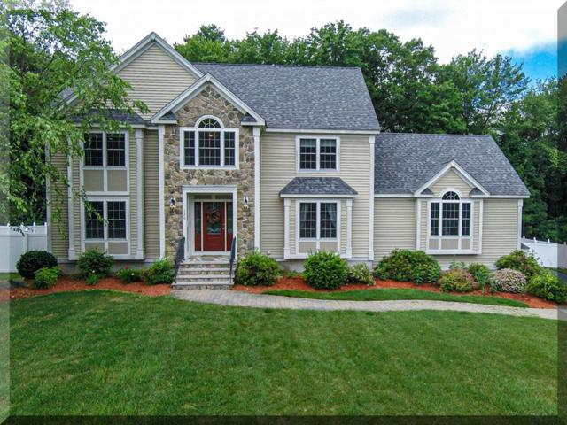 130 Prospect Hill Dr, Tewksbury, MA 01876 (MLS #72526235) :: Primary National Residential Brokerage