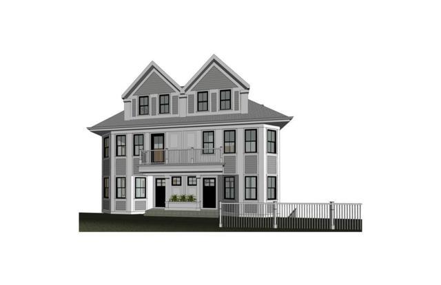 155 Mason Terrace #2, Brookline, MA 02446 (MLS #72526382) :: Vanguard Realty