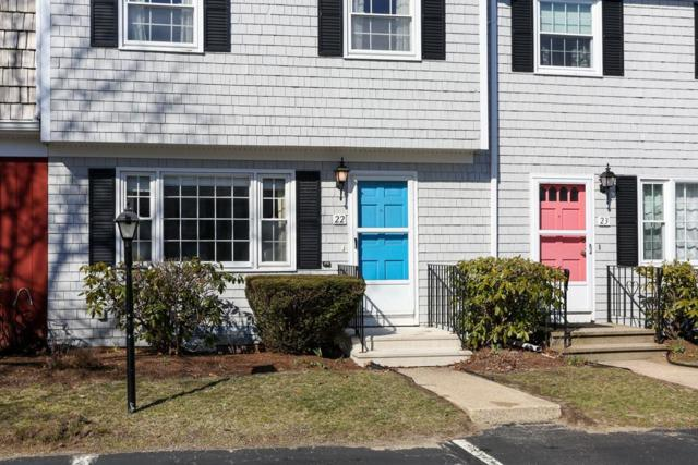 231 Route 28 #23, Harwich, MA 02631 (MLS #72526397) :: Kinlin Grover Real Estate