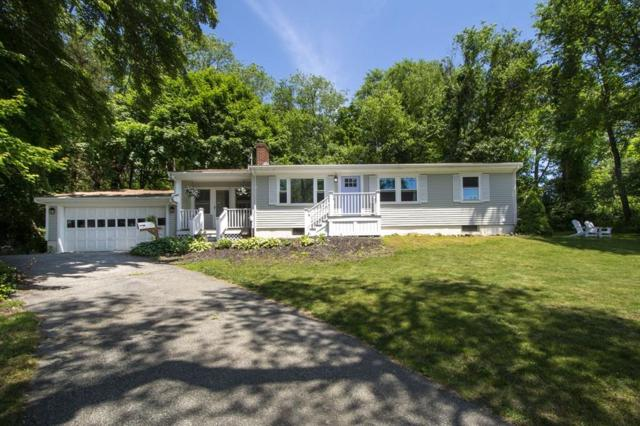 17 Reservoir Road, Cohasset, MA 02025 (MLS #72526434) :: The Russell Realty Group