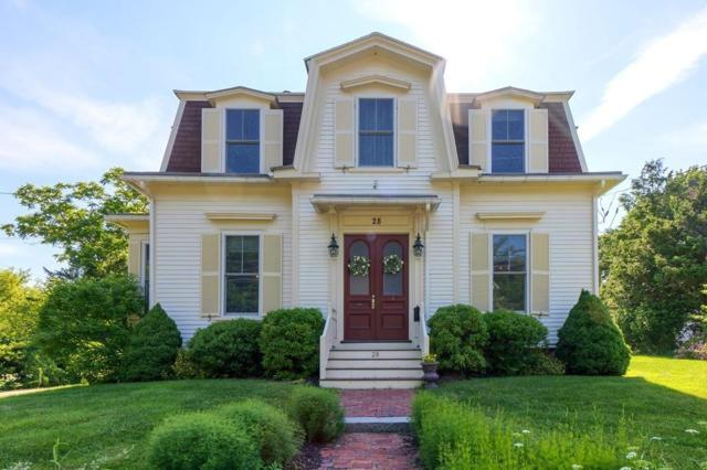 28 High Road, Newbury, MA 01951 (MLS #72526476) :: The Russell Realty Group