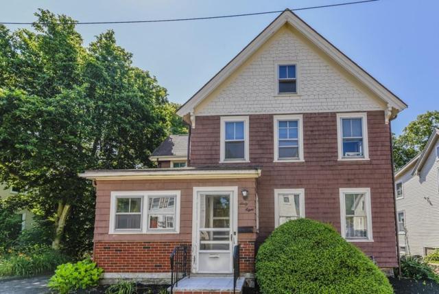 68 Harvard Street, Dedham, MA 02026 (MLS #72527014) :: The Gillach Group