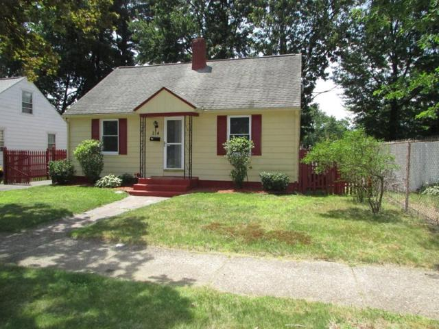 214 Russell St, Springfield, MA 01104 (MLS #72527257) :: Sousa Realty Group