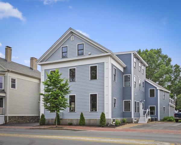 116 Bridge #1, Salem, MA 01970 (MLS #72527355) :: Westcott Properties