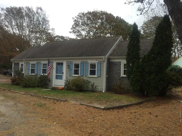 166 Seaview Ave Unit 3, Yarmouth, MA 02664 (MLS #72527844) :: The Russell Realty Group