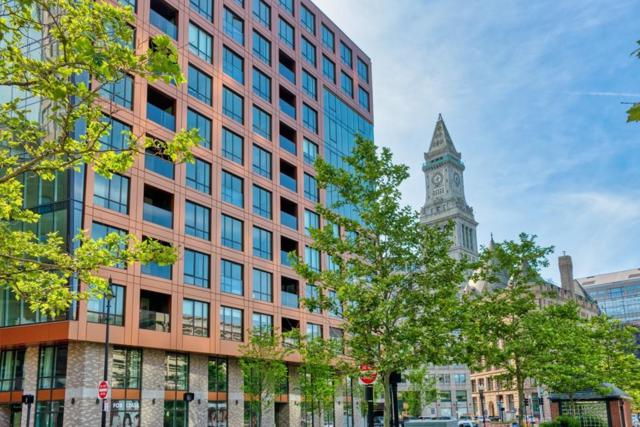 110 Broad Street #1002, Boston, MA 02110 (MLS #72527976) :: Trust Realty One