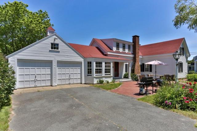 144 Pleasant St, Chatham, MA 02659 (MLS #72528106) :: The Russell Realty Group