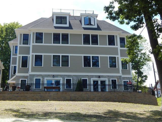167 Poplar St 2B, Boston, MA 02131 (MLS #72528336) :: The Muncey Group