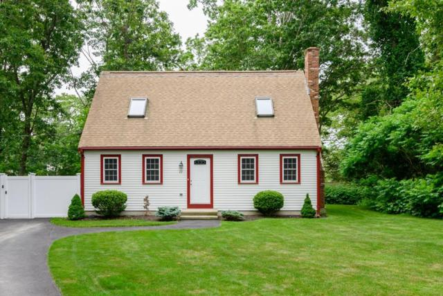 23 Bartlett Ave, Plymouth, MA 02360 (MLS #72528558) :: Apple Country Team of Keller Williams Realty