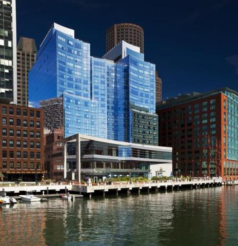 500 Atlantic Ave 15M, Boston, MA 02210 (MLS #72528784) :: Trust Realty One