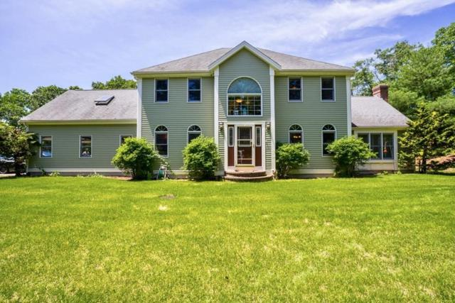 75 Rocky Pond Rd, Plymouth, MA 02360 (MLS #72528908) :: The Russell Realty Group