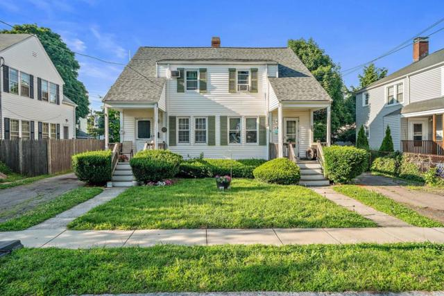 66 Whiton Ave, Quincy, MA 02169 (MLS #72529051) :: Apple Country Team of Keller Williams Realty