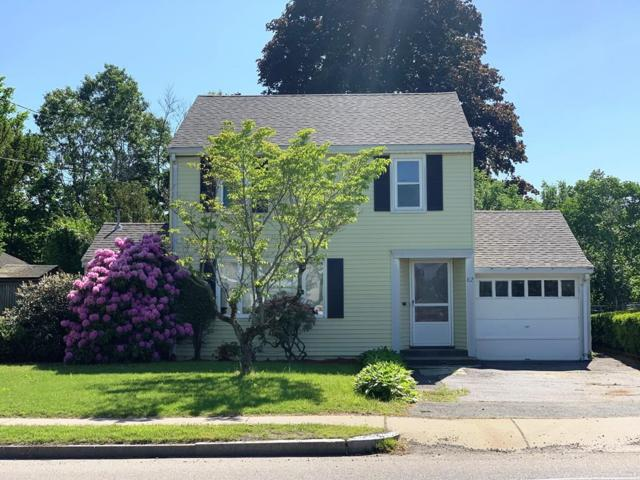 82 North St., Newton, MA 02460 (MLS #72529111) :: The Gillach Group