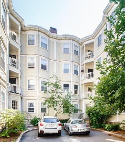 13 Linden St #8, Brookline, MA 02445 (MLS #72529182) :: Vanguard Realty