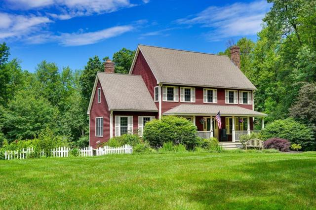 283 Wattaquadock Hill Rd, Bolton, MA 01740 (MLS #72529233) :: Kinlin Grover Real Estate