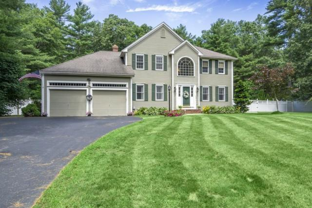 12 Caton Road, Foxboro, MA 02035 (MLS #72529308) :: Primary National Residential Brokerage
