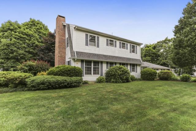 2 Spruce Drive, Bourne, MA 02559 (MLS #72529456) :: The Gillach Group