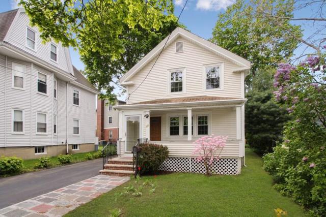 50 Auburn #50, Newton, MA 02465 (MLS #72529538) :: Primary National Residential Brokerage