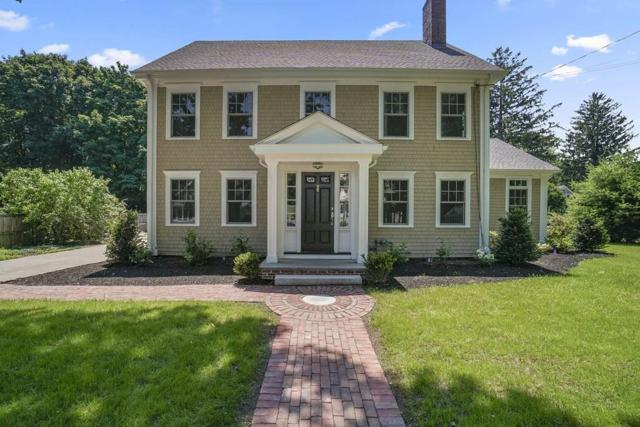 14 Garrison Rd, Hingham, MA 02043 (MLS #72529605) :: Kinlin Grover Real Estate
