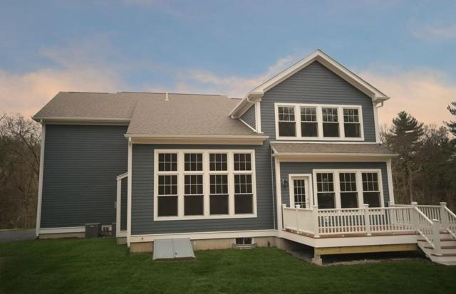 12 Woodlot Drive - Lot 2, Milton, MA 02186 (MLS #72529652) :: The Russell Realty Group