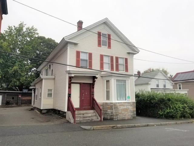 81 Loring St, Lowell, MA 01851 (MLS #72529801) :: The Russell Realty Group