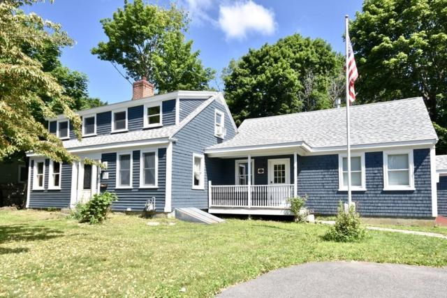 836 New Boston Rd, Fall River, MA 02720 (MLS #72530080) :: The Russell Realty Group