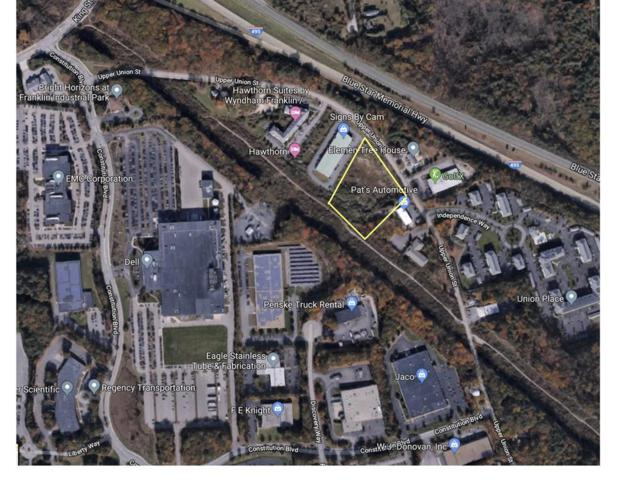 837 Upper Union St, Franklin, MA 02038 (MLS #72530158) :: Primary National Residential Brokerage