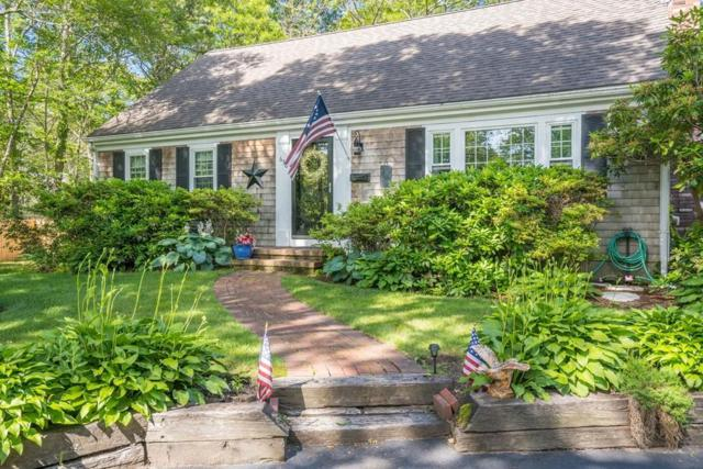 650 Old Stage Rd, Barnstable, MA 02632 (MLS #72530255) :: The Russell Realty Group