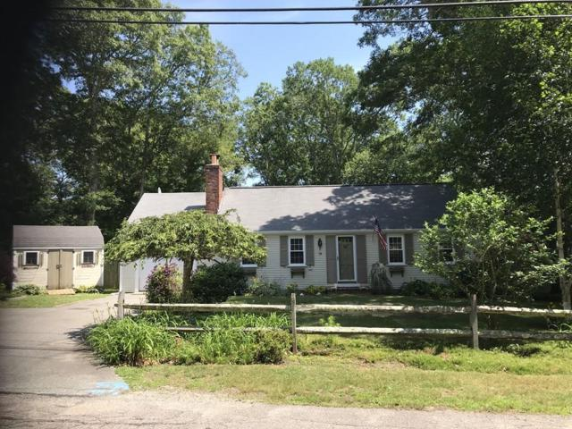 18 Stoney Cliff, Barnstable, MA 02632 (MLS #72530402) :: The Russell Realty Group