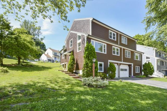 9 Gates Rd A, Worcester, MA 01603 (MLS #72530472) :: Trust Realty One