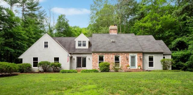 106 Newell Road, Holden, MA 01520 (MLS #72530525) :: Apple Country Team of Keller Williams Realty