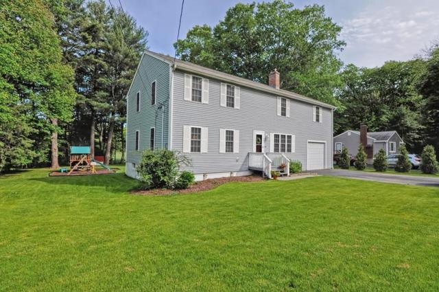 503 Pleasant Street, Franklin, MA 02038 (MLS #72530638) :: Primary National Residential Brokerage