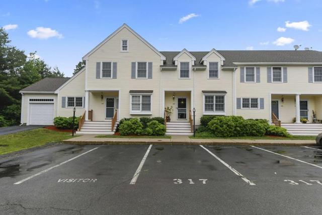 317 Thayer St #317, Abington, MA 02351 (MLS #72530693) :: Exit Realty